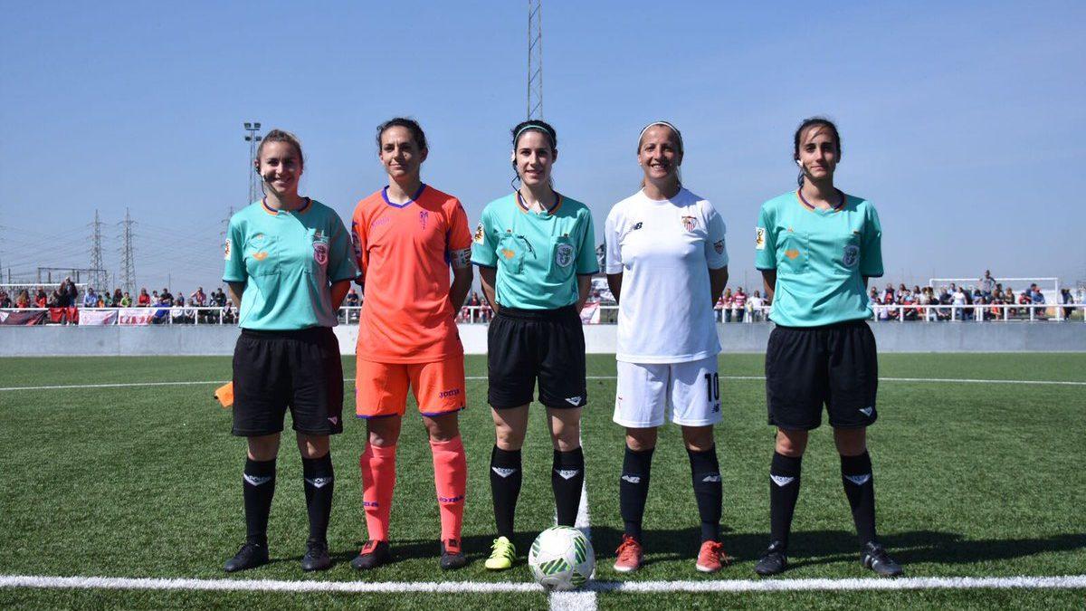 Crónica | Sevilla Fc Femenino 1- 4 Granada Cf Femenino