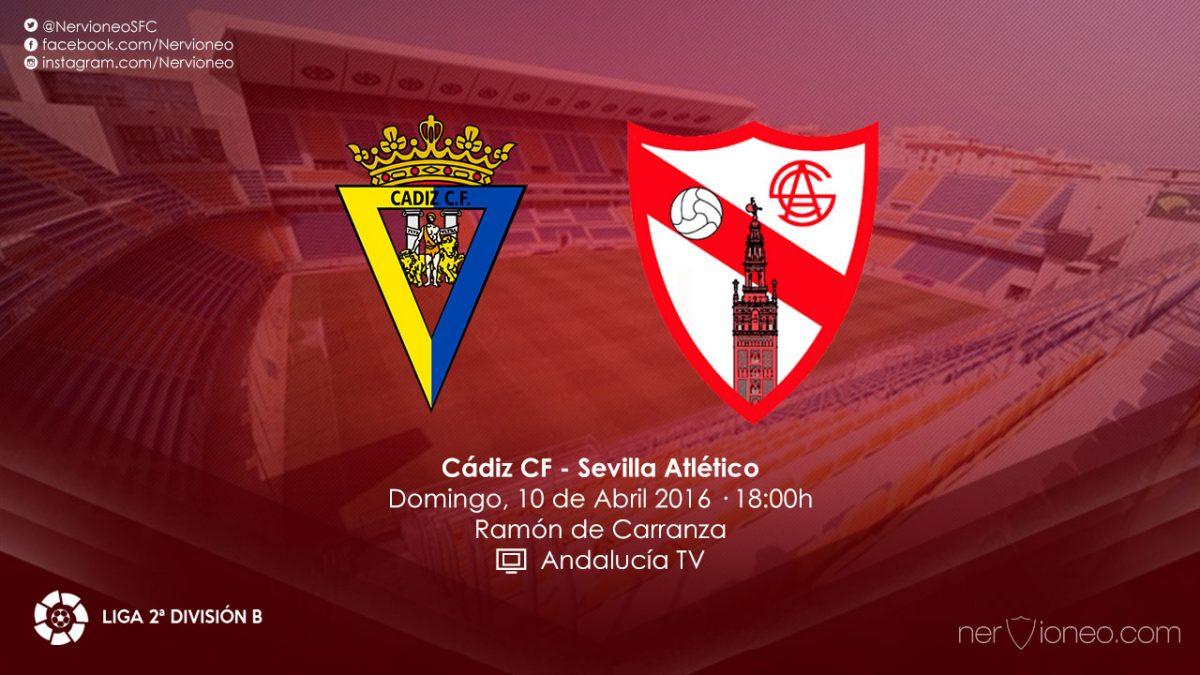 Previa | Cádiz CF – Sevilla Atlético