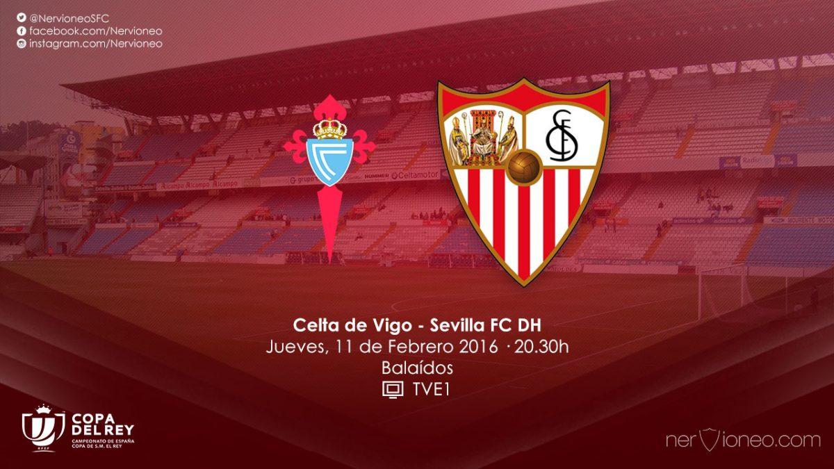 Previa | RC Celta de Vigo – Sevilla FC