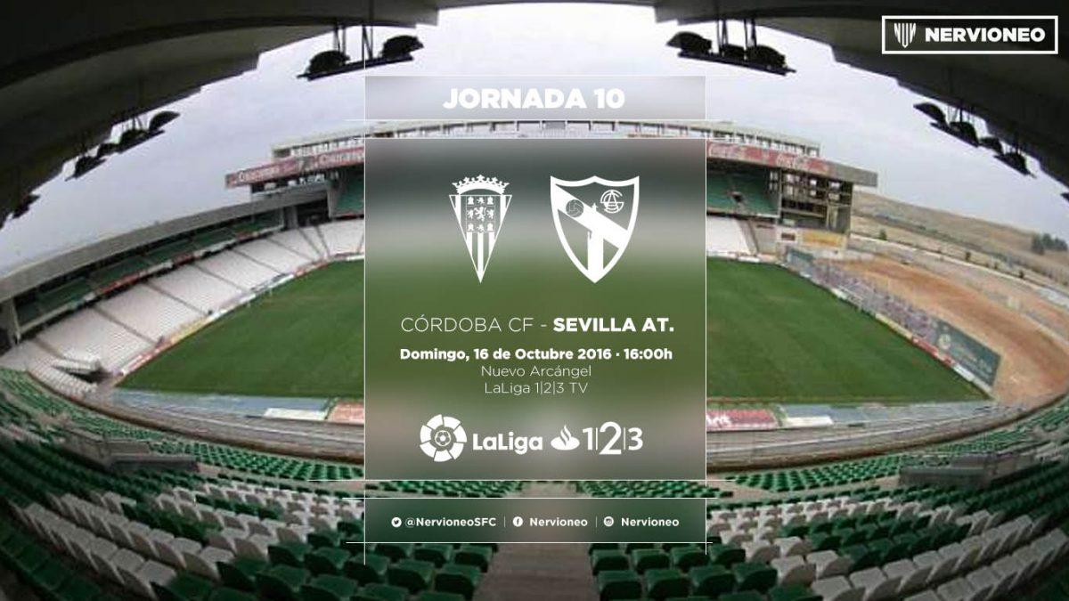 Previa | Córdoba CF – Sevilla Atlético
