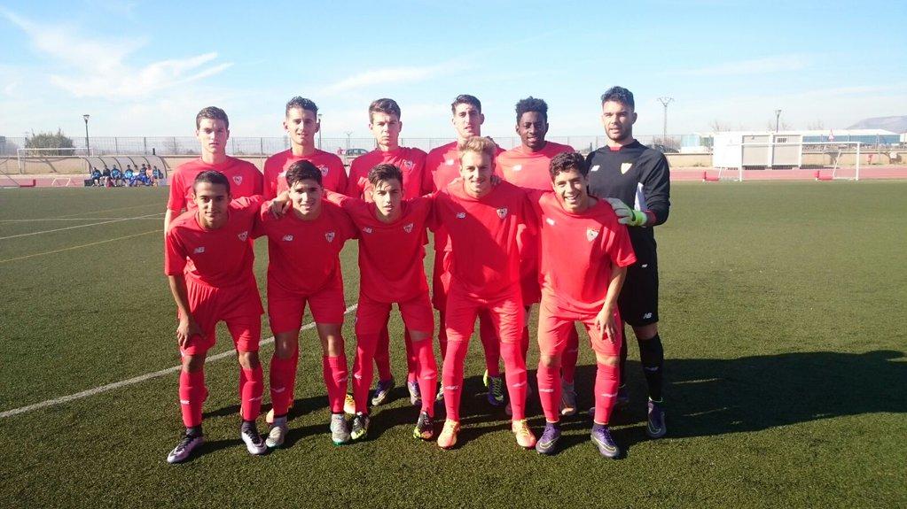 Crónica | CD Sante Fe 1 – 2 Sevilla FC