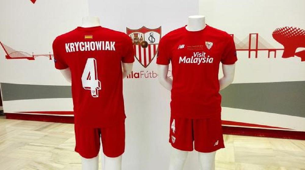 ¡Ya conocemos las camisetas para Varsovia!