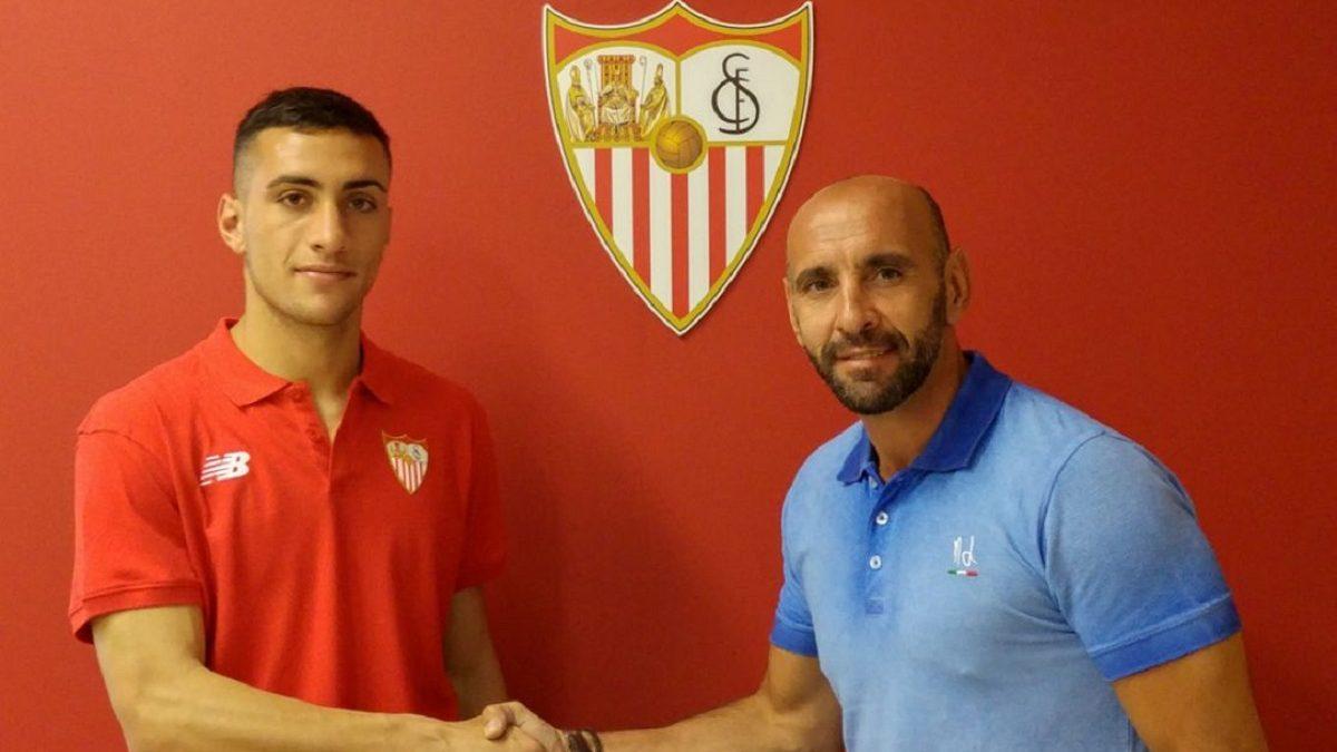 El Sevilla Atlético incorpora a Cristian González