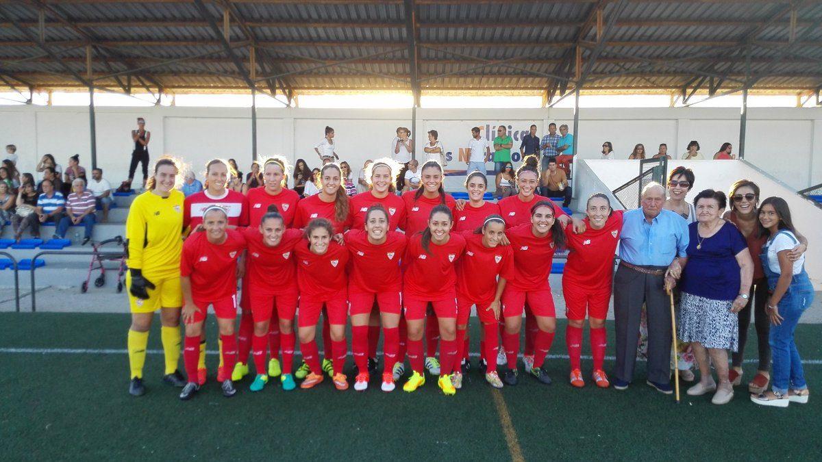 Crónica | Sporting Club 'B' 1 – 5 Sevilla FC Femenino