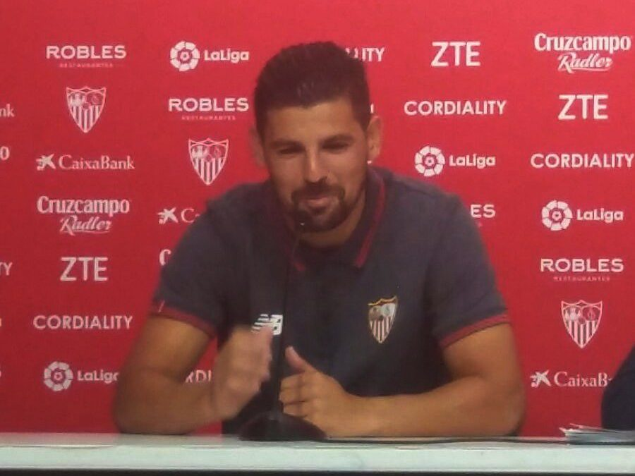 Nolito: «Espero que hagamos un buen año»