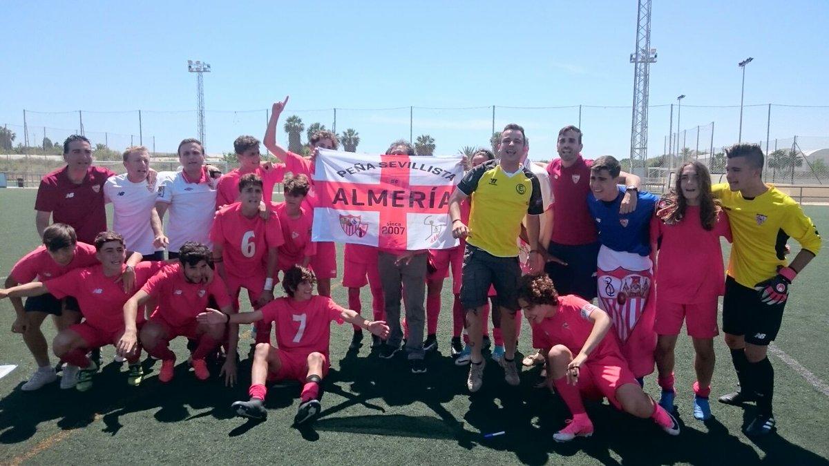 El Cadete a A del Sevilla FC ya conoce el calendario liguero
