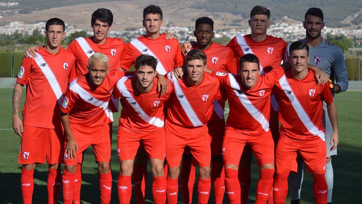 El Sevilla Atlético empata en otra prueba amistosa (0-0)