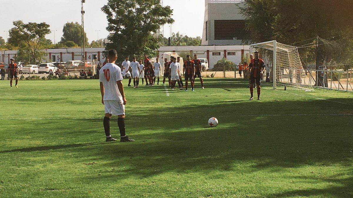 Crónica | Sevilla FC C 2-2 Salerm Puente Genil FC
