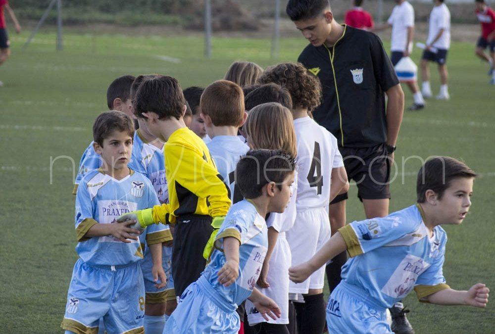 Fotogalería   Sevilla FC – Atco. Algabeño (3ª Andaluza Prebenjamín G.5 – SE)