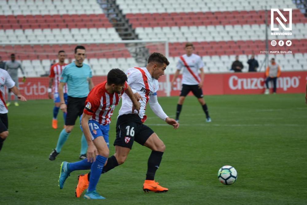 Crónica | Sevilla Atlético 0-1 Sporting de Gijón