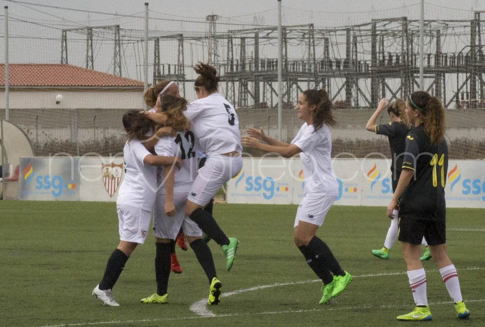 Fotogalería | Sevilla FC – Granada CF (2ª División Femenina – G. IV)