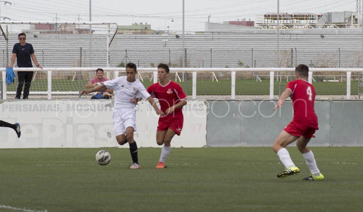 Fotogalería | Sevilla FC – Chiclana CF (Liga Nacional Juvenil G. XIV)