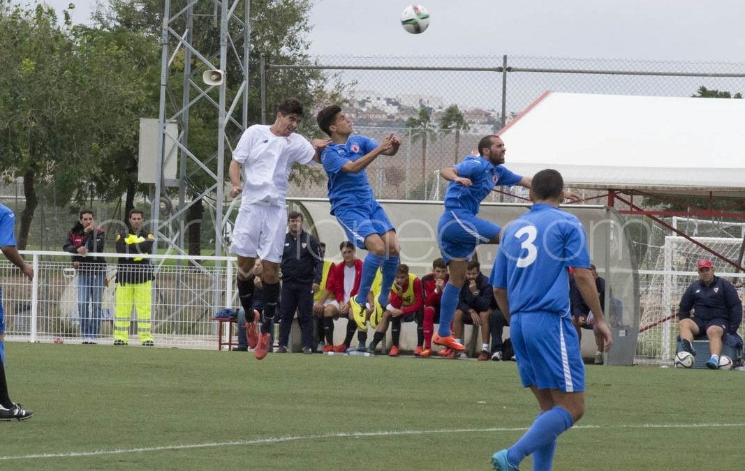 Fotogalería | Sevilla FC C – CD San Roque (Tercera División G.X)