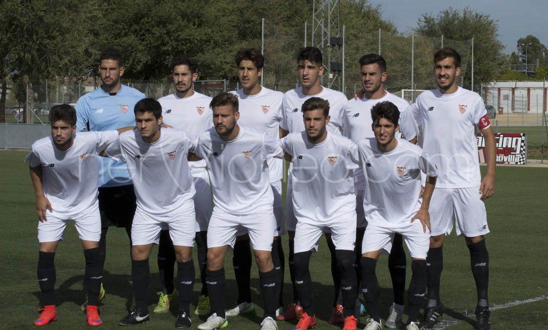 Fotogalería   Sevilla FC C – AD Ceuta (Tercera División G.X)