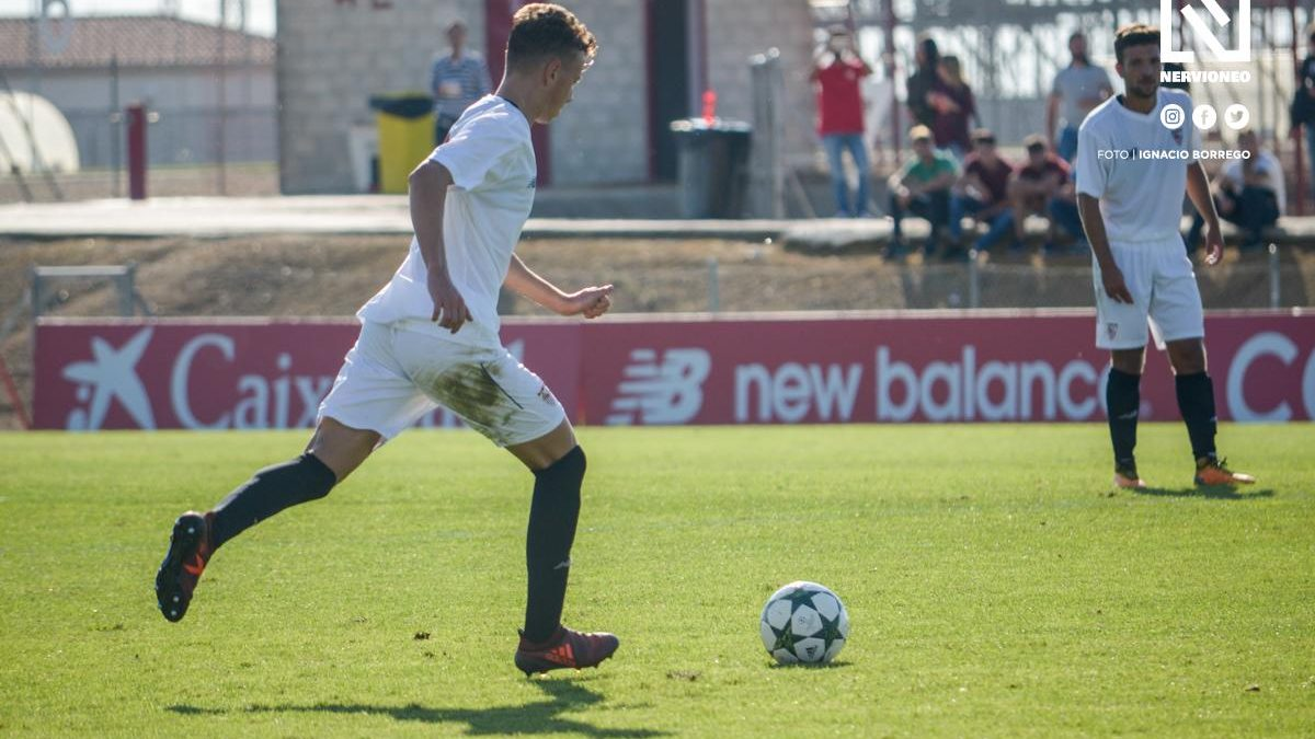 Crónica | Tomares UD 0-3 Sevilla FC Juv A