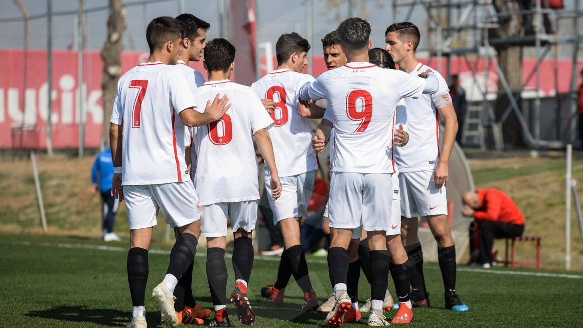 Fotos | Sevilla FC Juvenil A – CF Rusadir