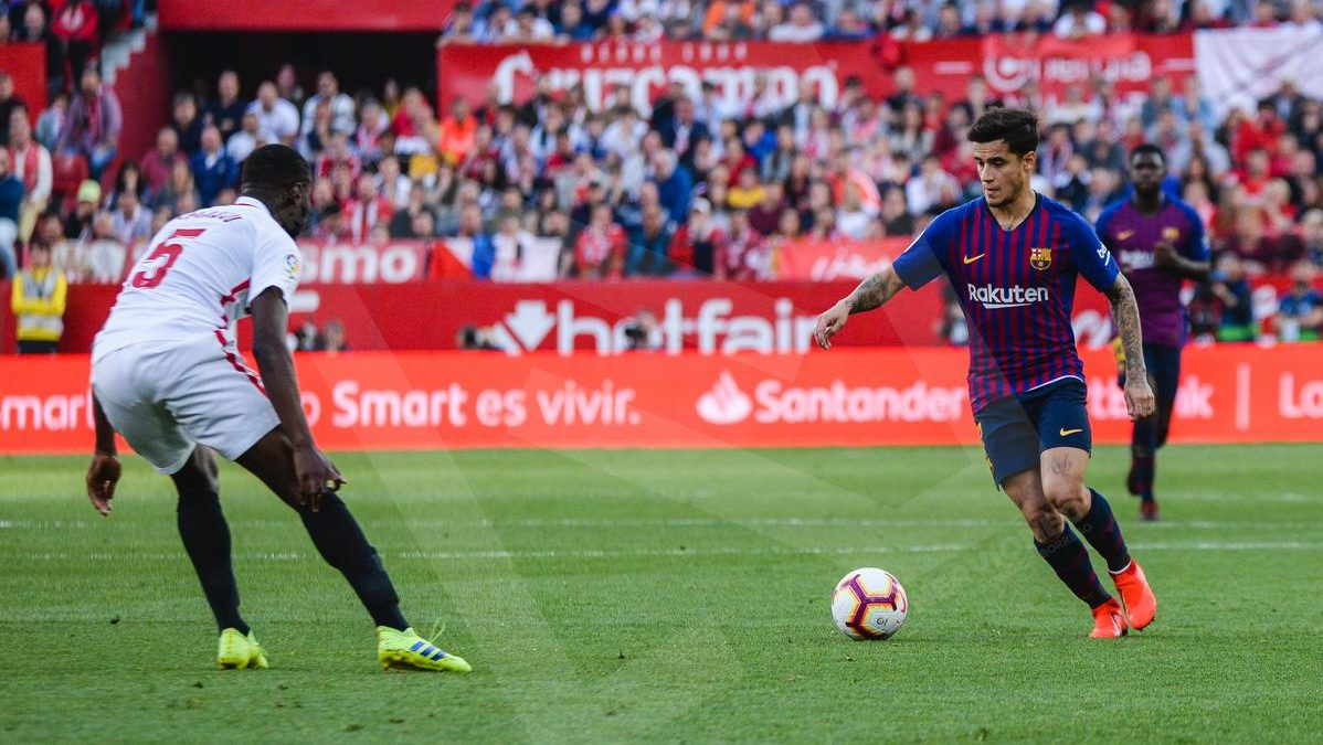 Fotos | Sevilla FC – FC Barcelona