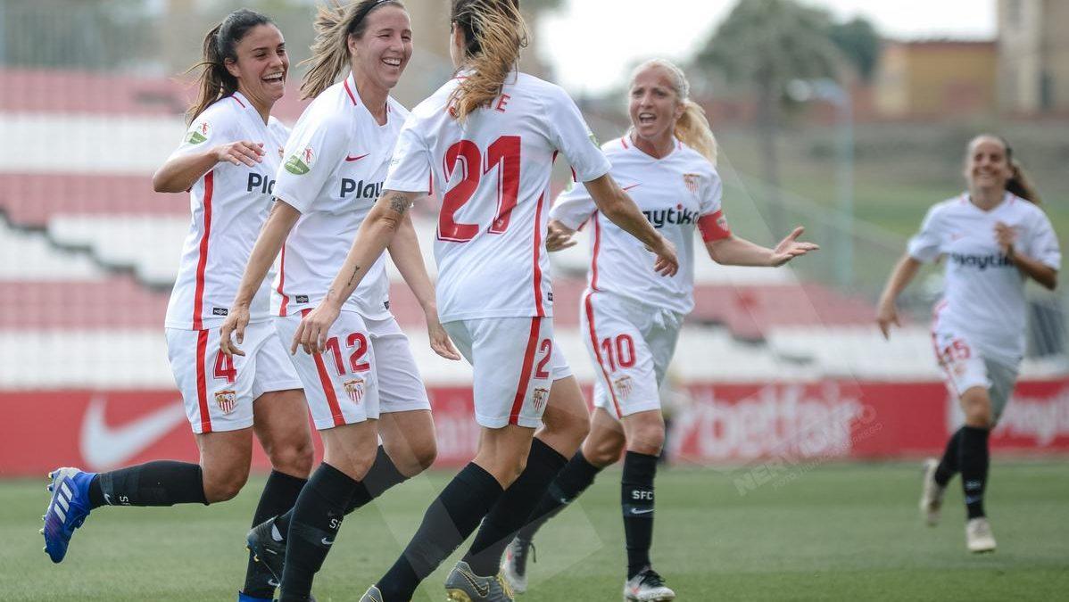 Fotos | Sevilla FC Femenino – Madrid CF Femenino