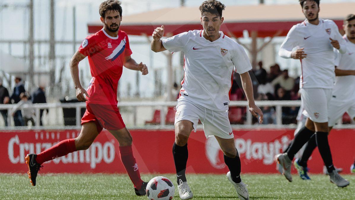 Fotos | Sevilla FC C – Écija Balompié