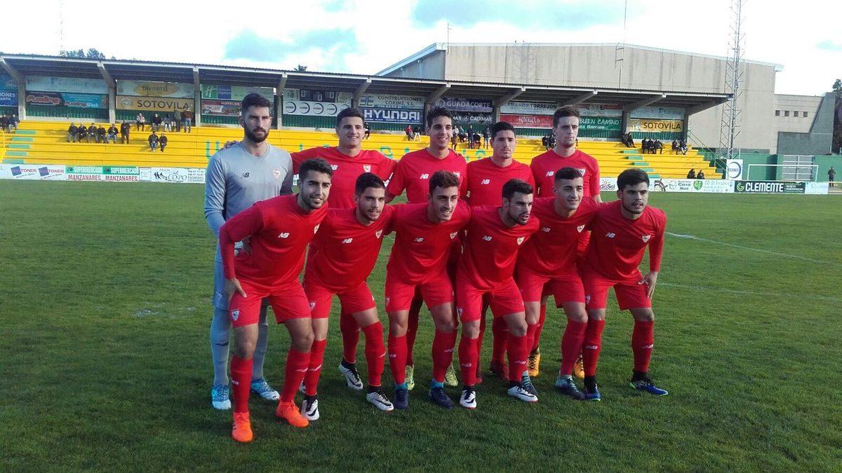 Crónica | UD Los Barrios 2-0 Sevilla FC C