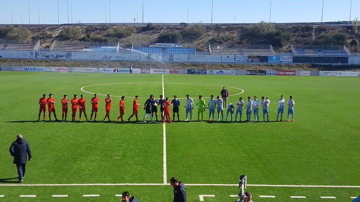 Crónica | CD Ciudad de Lucena 1-1 Sevilla FC C