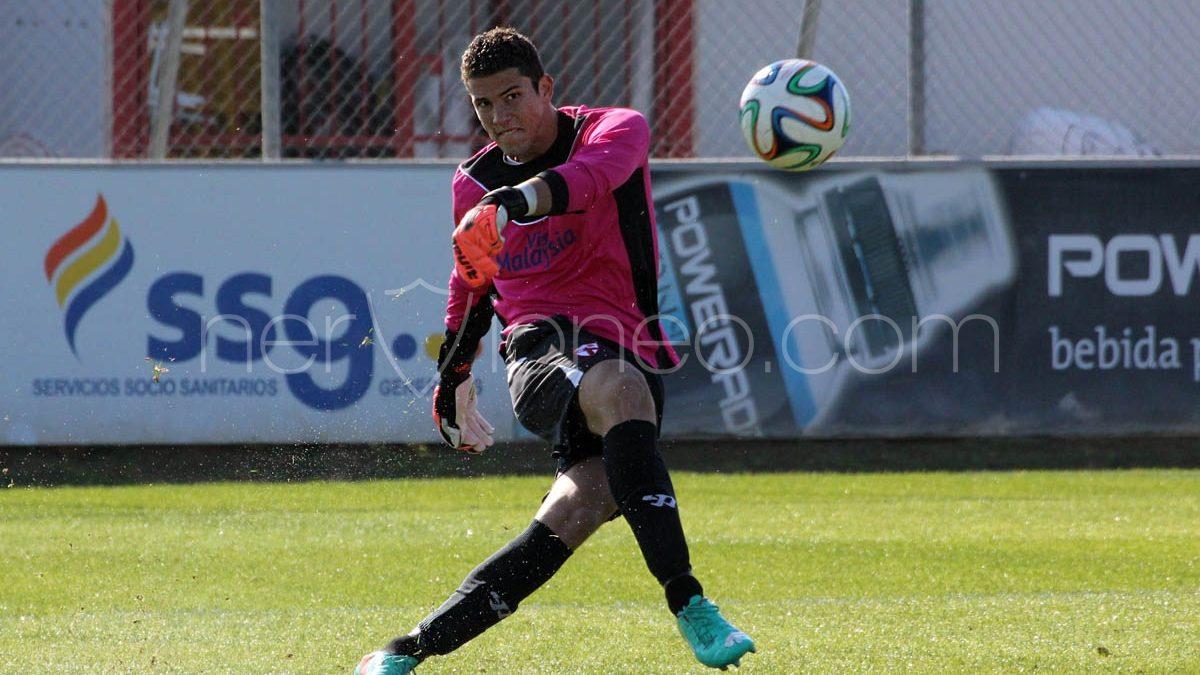 David Soria renueva hasta 2017