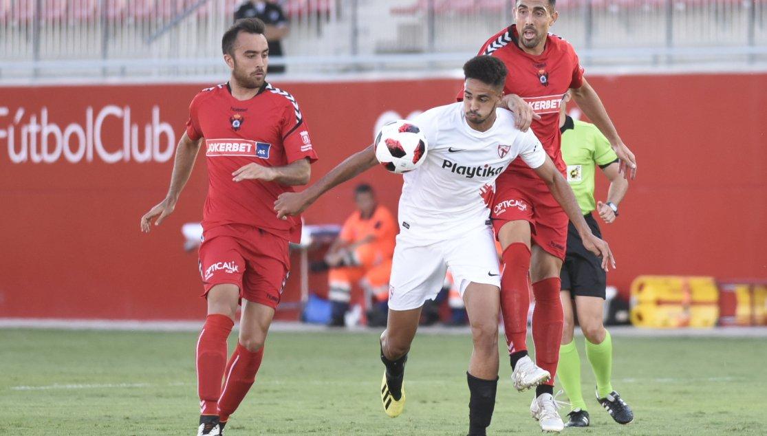 Crónica | Sevilla Atlético 2 – 0 RB Linense