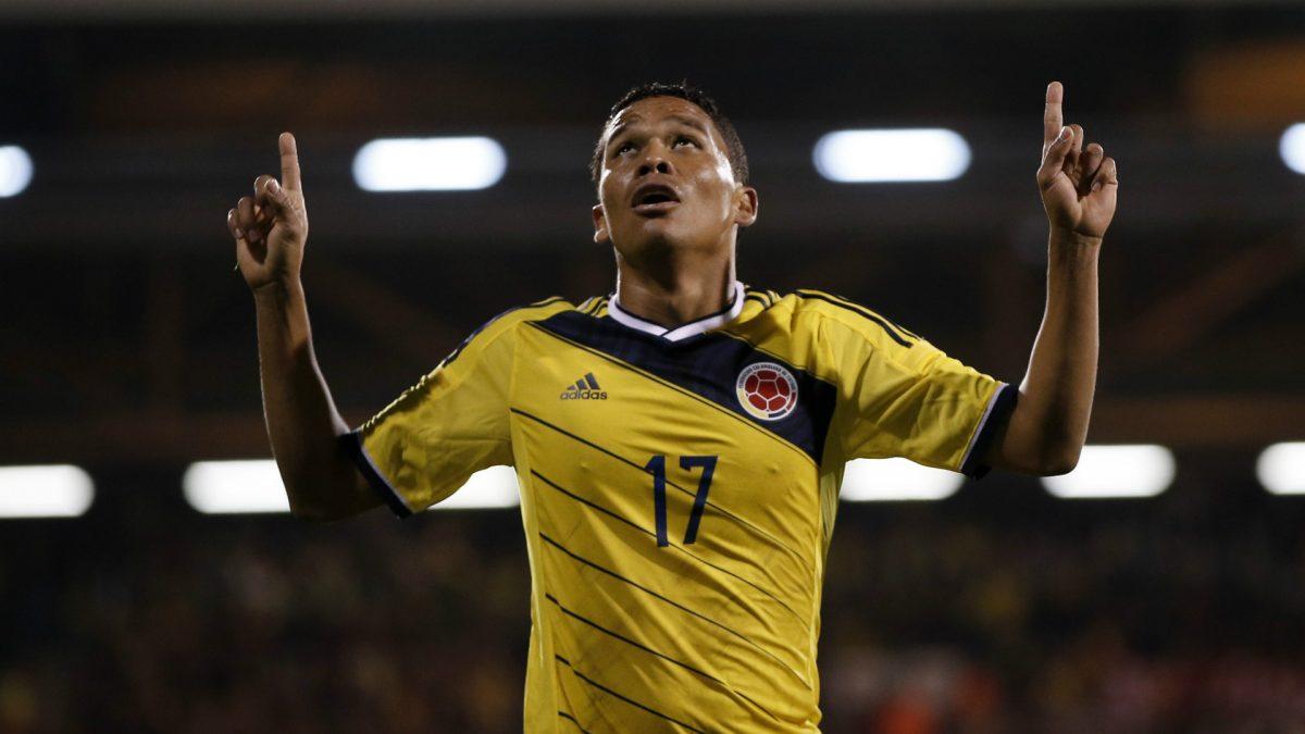 Sevillistas por el Mundo |Bacca, el delantero de Colombia
