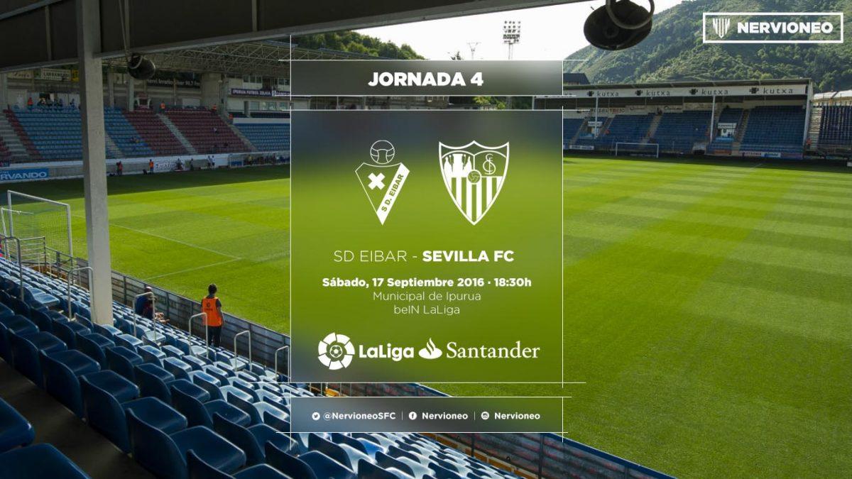 Previa   SD Eibar – Sevilla FC