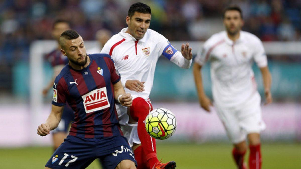 Crónica | SD Eibar – Sevilla FC