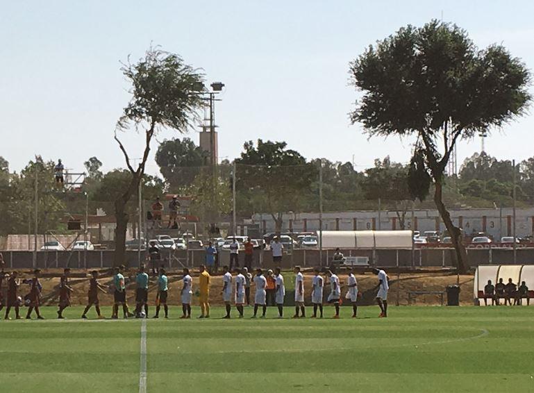Crónica | Sevilla FC C 1-2 Córdoba CF B