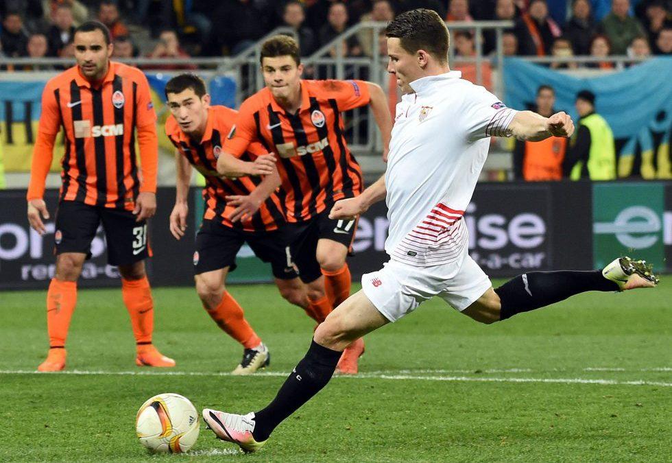 Análisis táctico | Shakhtar Donetsk 2-2 Sevilla FC