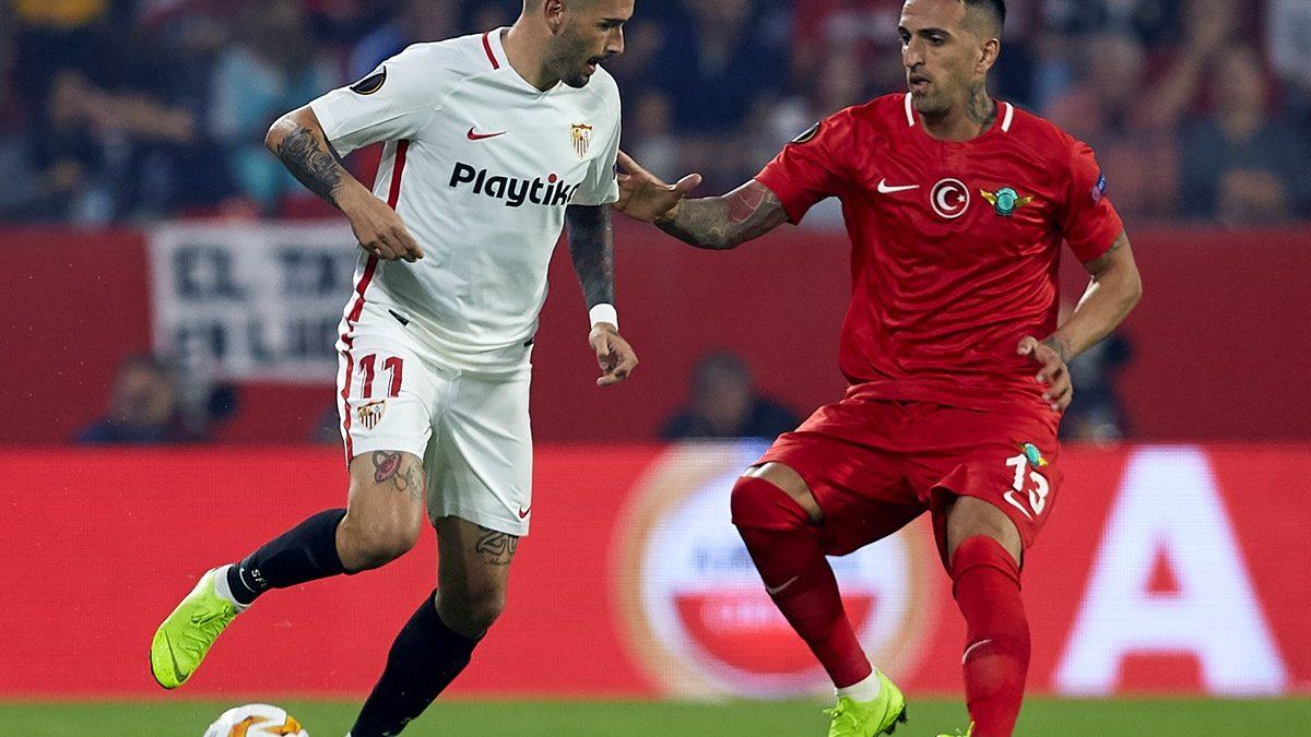Crónica | Sevilla FC 6-0 Akhisar