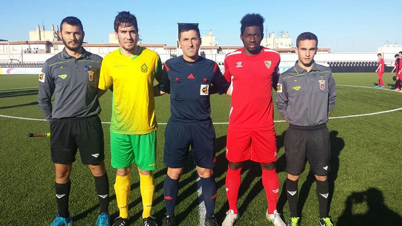 Crónica | Goyu Ríu 0 – 3 Sevilla FC