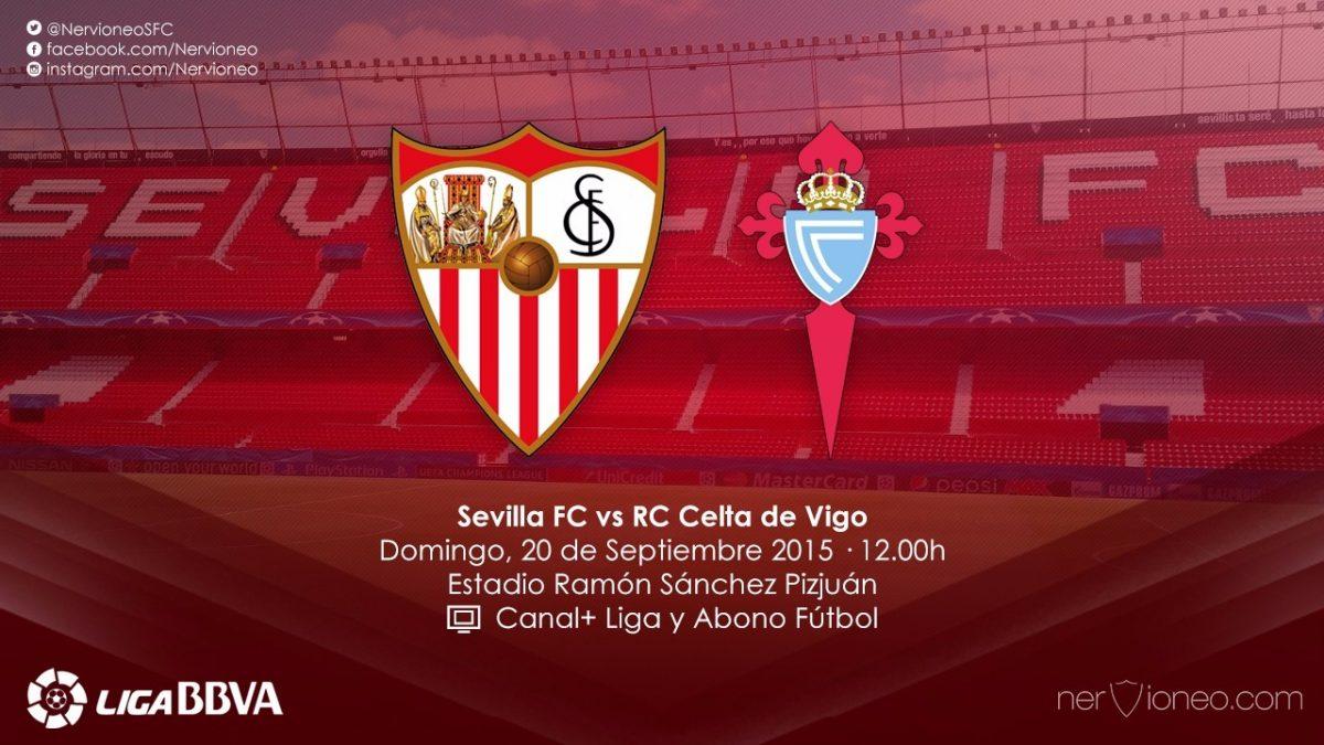 Previa   Sevilla FC – RC Celta de Vigo
