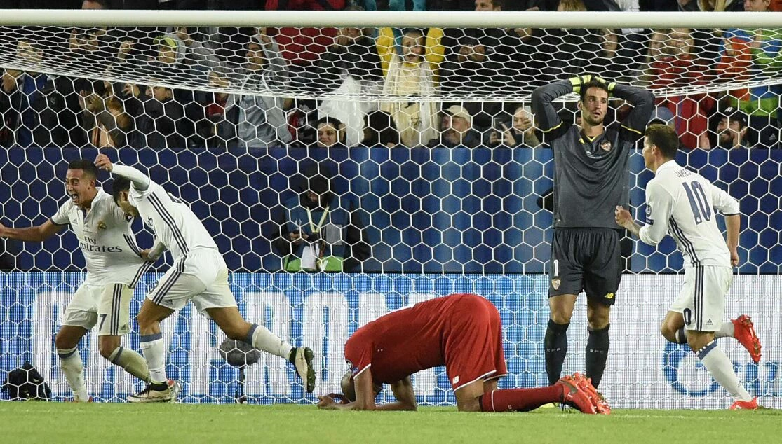 Análisis táctico | Real Madrid CF 3-2 Sevilla FC