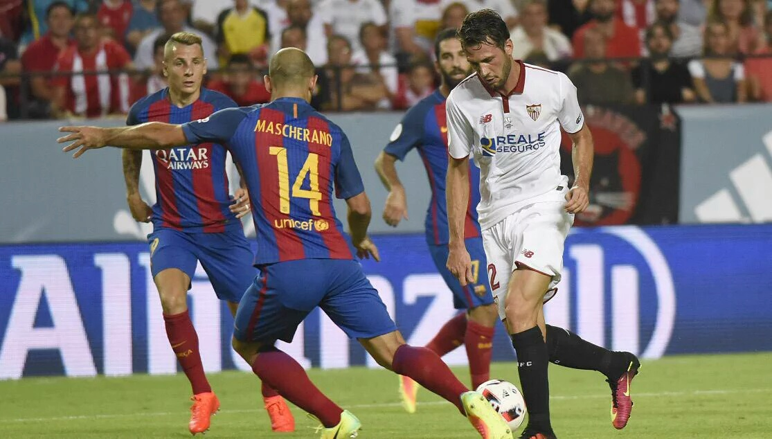 Crónica | Sevilla FC 0-2 FC Barcelona