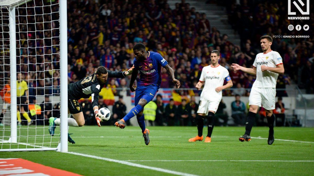 Crónica | Sevilla FC 0-5 FC Barcelona