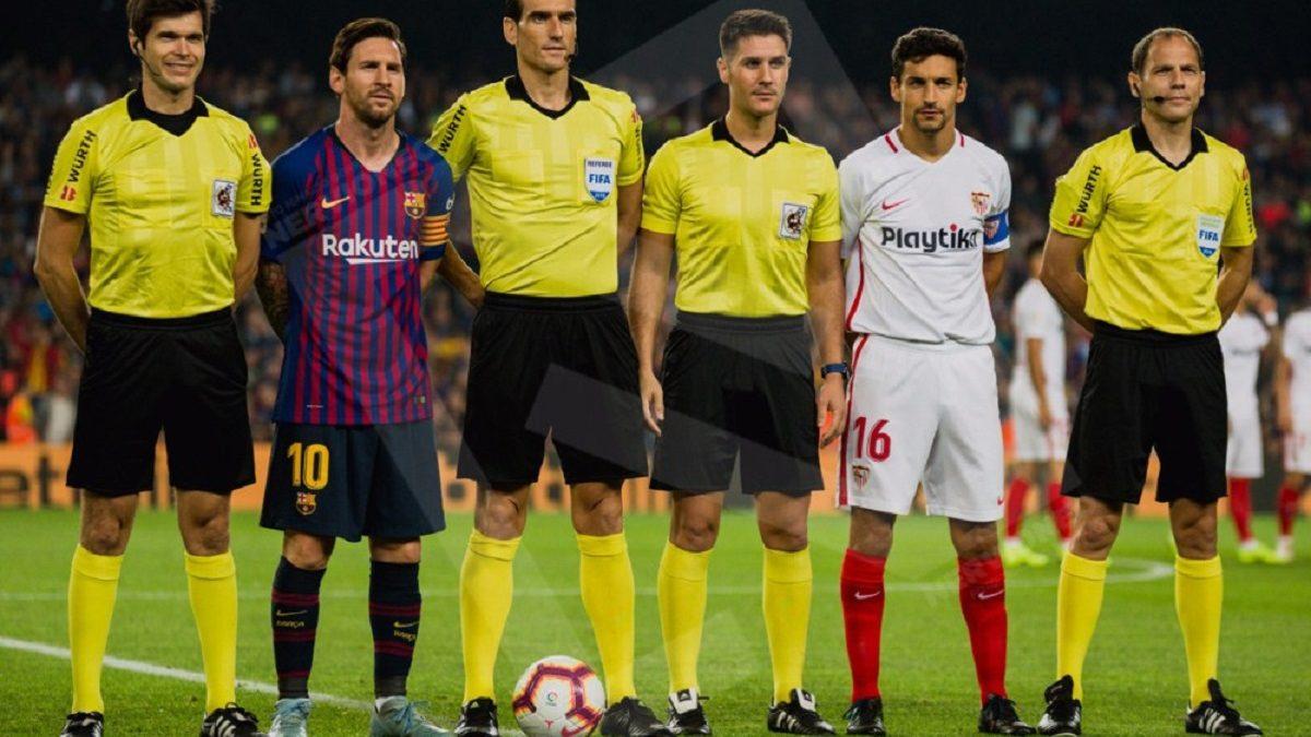 Análisis arbitral | FC Barcelona 4-2 Sevilla FC