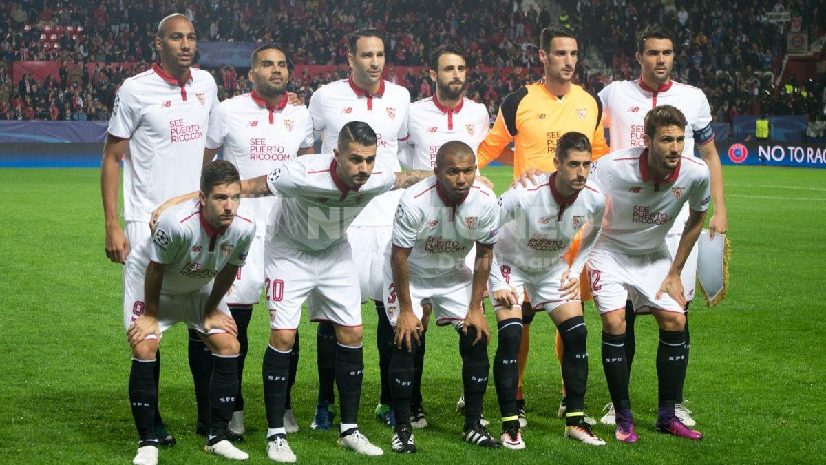 Fotogalería | Sevilla FC – Juventus FC (UEFA Champions League)