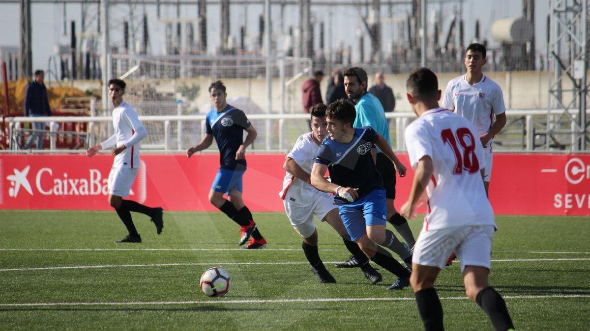 Fotos | Sevilla FC Juvenil C – CD Los Caminantes