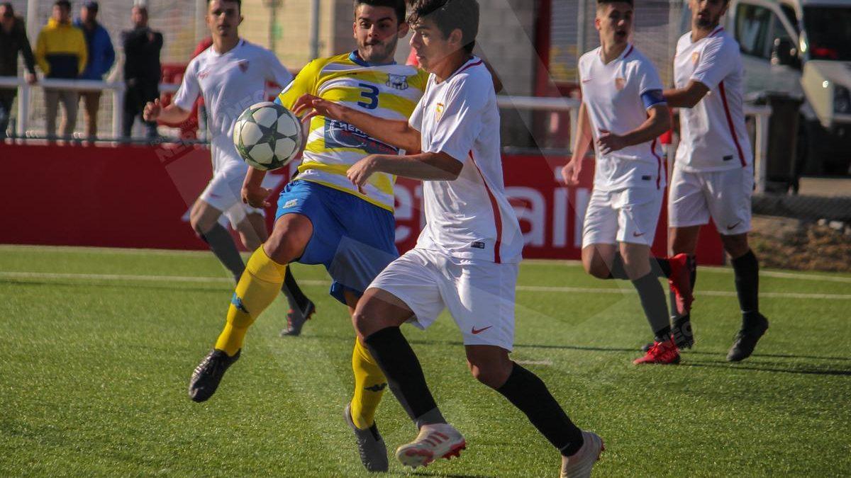Fotos | Sevilla FC Juvenil B – Coria CF