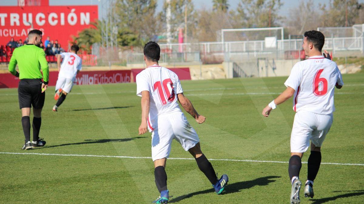 Crónica | Sevilla FC – Rusadir CF