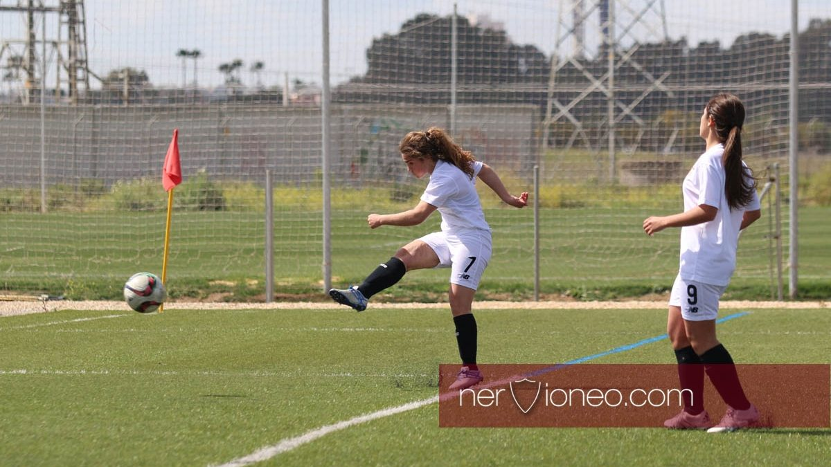 Crónica   Sevilla FC Femenino 4-2 AD El Naranjo