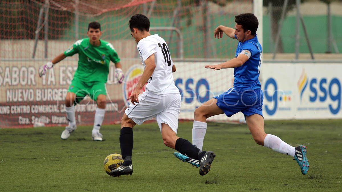 Fotogalería | Sevilla FC – Xerez CD (Liga Nacional Juvenil G.XIV)
