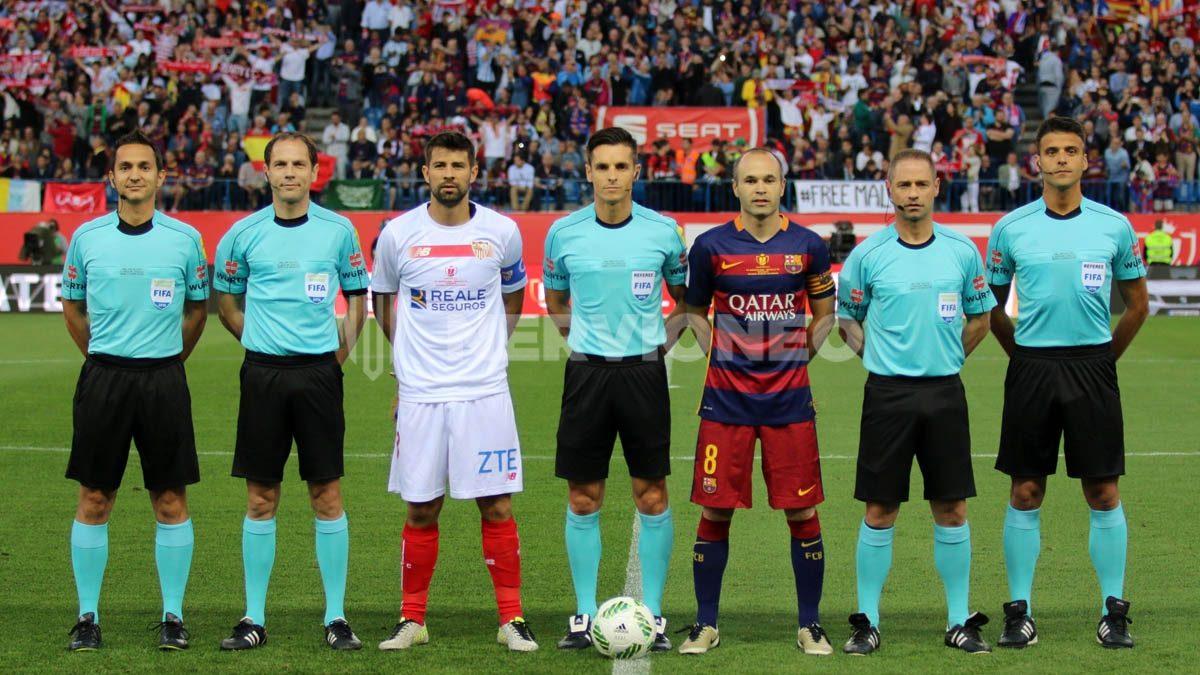 Fotogalería | FC Barcelona – Sevilla FC (Final Copa del Rey)