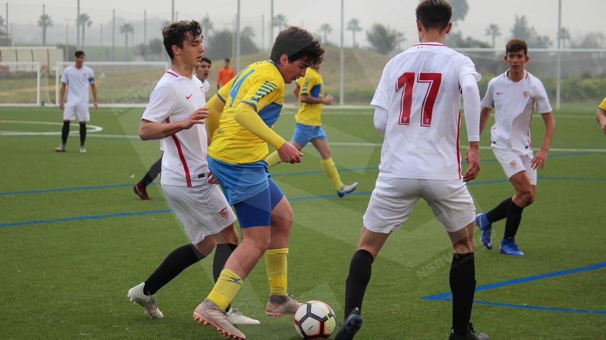 Fotos | Sevilla FC Juvenil C – UD Tomares