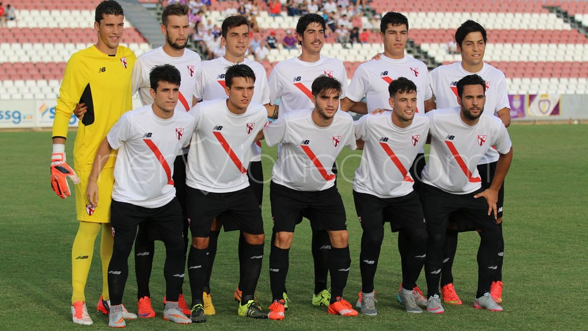Fotogalería | Sevilla Atlético – Real Jaén (Segunda División B G. IV)