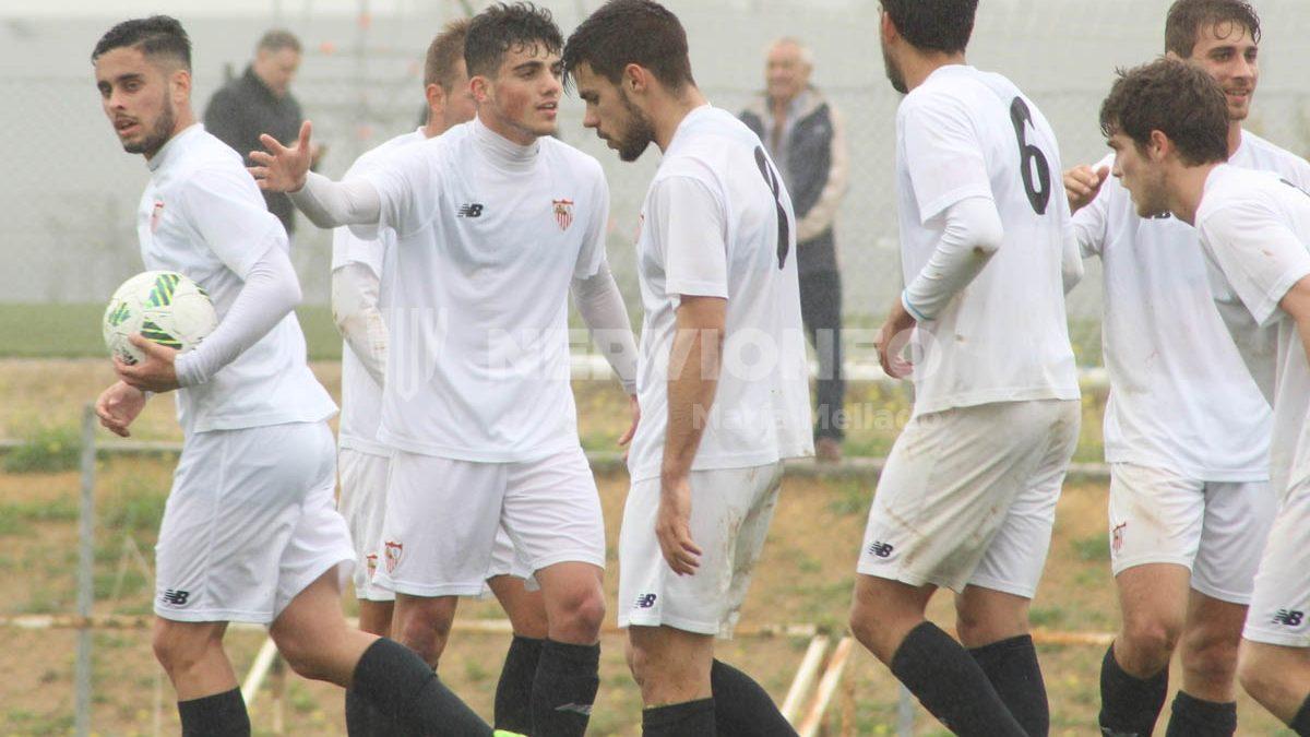 El Sevilla C debutará en Liga en casa del Espeleño