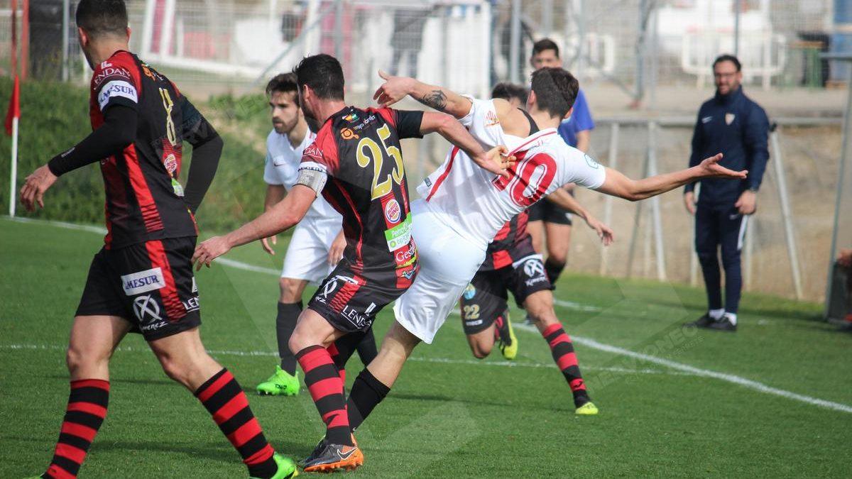 Crónica | Sevilla FC C – Salerm Puente Genil
